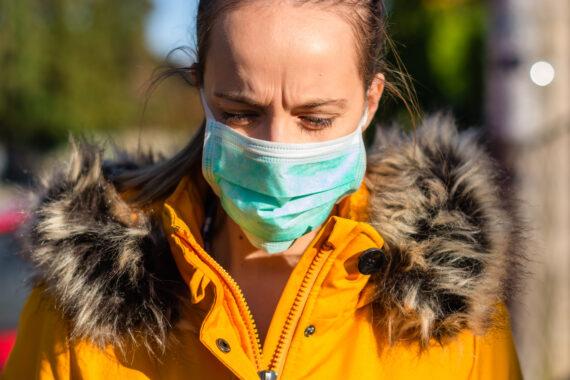 Ansia e paura ai tempi del Coronavirus